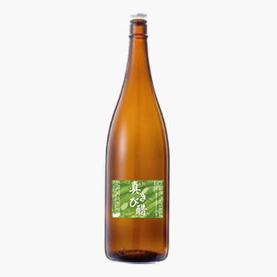 6年以上熟成 奄美の伝統発酵食品『真きび酢』1800ml 1800ml 加計呂麻島 タイケイ製糖