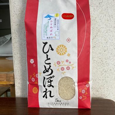 『みんなで頑張ろう米❗️』ひとめぼれ精米5kg 5kg 秋田県 通販