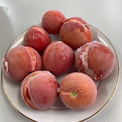 冷凍の中玉トマト『割れ』 2kg×2袋 秋田県 通販