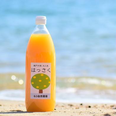 島の八朔ジュース(3本セット) 1リットル x 3 本 飲料(ジュース) 通販