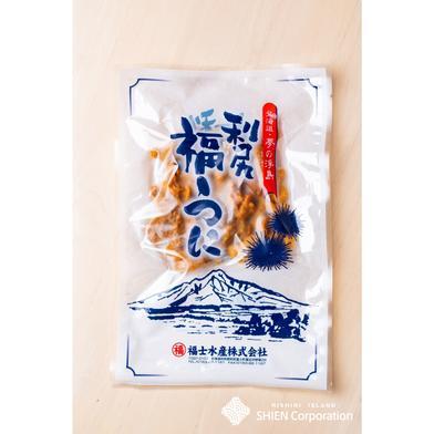 利尻島産 むしうに【キタムラサキウニ】120g 120g 魚介類(ウニ) 通販