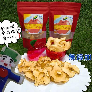 りんごの羽*2袋(無添加りんごチップス) 30g入*2袋 果物 通販