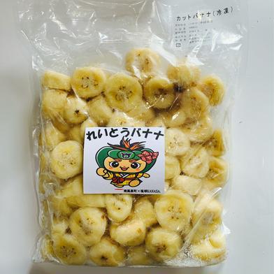 冷凍バナナ 1kg 沖縄県 通販