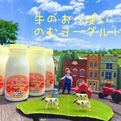 牛のおっぱいのむヨーグルト10本セット 150㎖×10本 乳製品 通販