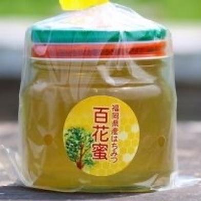 伊藤養蜂園の非加熱百花蜜  300g 300g×1本 はちみつ 通販