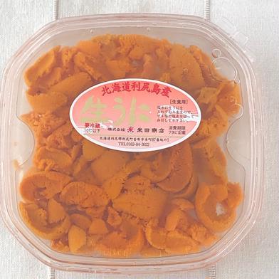 利尻島産エゾバフンウニ100g 100g 魚介類(ウニ) 通販