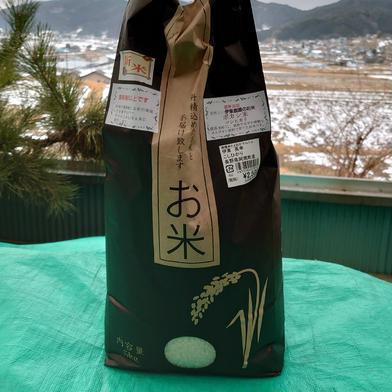 ボカシ米コシヒカリ(玄米) 玄米10kg(5kg×2袋) 長野県 通販