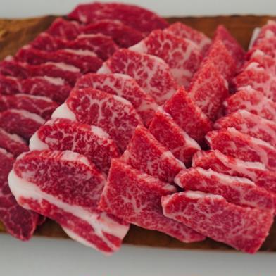 【お試し期間限定価格】佐賀県産和牛の希少部位焼肉食べ比べセット 2〜3人前 450g 佐賀県 通販