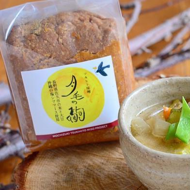 手作り味噌 月毛の駒 調味料(味噌) 通販