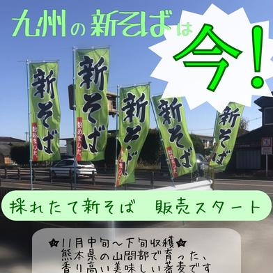 新そば開始!熊本県産の手打ち十割蕎麦!【蕎麦和三郎】 750g(150g×5) 佐賀県 通販