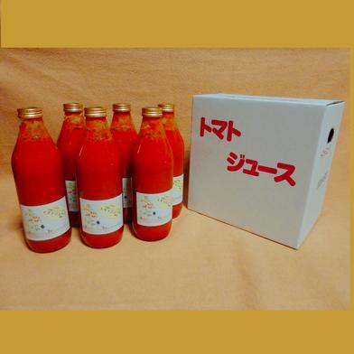 [送料込・東日本向北海道発]有機トマト100%使用 トマトジュース 1000ml×6本 飲料(ジュース) 通販
