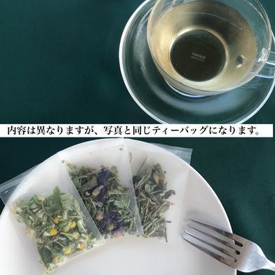 【飲み比べ】ハーブティーセット ブレンド3種(各2包入)  0.8g×6包 お茶(ハーブティー) 通販