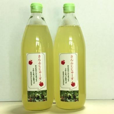 サンふじジュース1L2本入り 1L 飲料(ジュース) 通販
