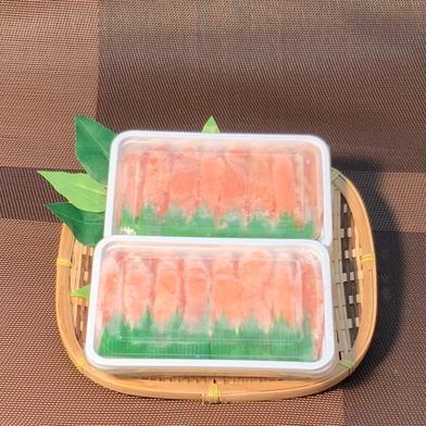 【北海道釧路加工】甘塩たらこ切子(250g×2パック) 250g×2パック 釧路和商市場_丸栄田村商店
