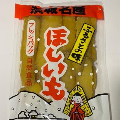 糖度60度以上!茨城県特産!!紅はるかのねっとりあま〜い、スイーツ干し芋! 500g 加工品(その他加工品) 通販