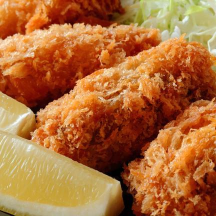 倉橋島海産 牡蠣屋がつくった絶品かきフライ 35g×8粒×4トレー 計32粒