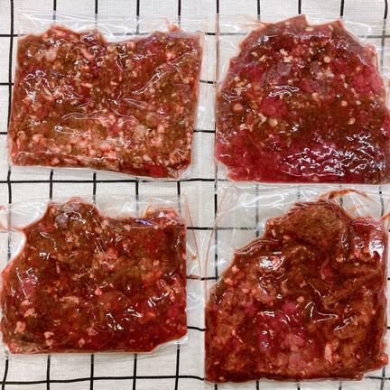 ジビエ猪之国 レシピは無限大!鹿肉粗挽きミンチ600g(150g×4パック) 鹿肉ミンチ600g