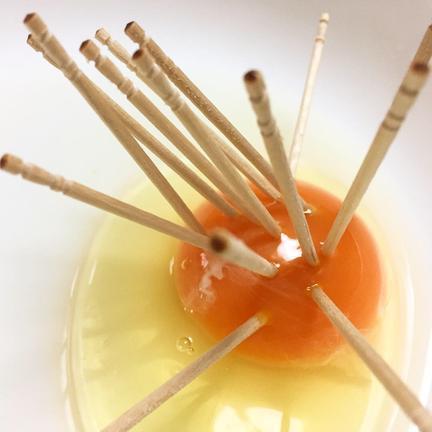陶芸の里、益子のたまご屋さん【薄羽養鶏場】 【枯草菌育ちの赤たまご40個】オレンジ色が鮮やか🎵濃厚な黄身🍳 40個(10個入り紙パックで4つ)