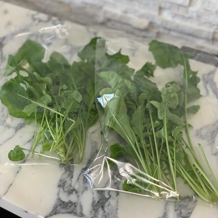 株式会社 大剛 伏見工場 野菜プラント オシャレに美味しく!とっても食べやすい水耕ルッコラとフリルレタス🥬 5袋