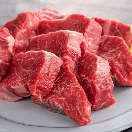 有限会社牛元 松坂牛ビーフシチュー煮込み用500g すね肉orネック肉500g