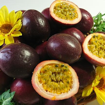 Nakayama Farm KASAKOYA 農薬使用なし!!パッションフルーツ お徳用1.5kg 1.5kg