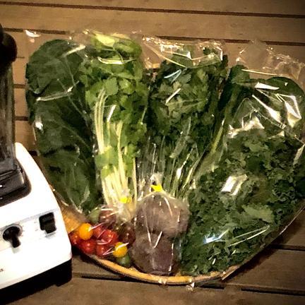 農業生産法人ビッグヤード株式会社 野菜ソムリエ推奨!免疫力を高めるスムージーにおすすめの野菜詰め合わせセット【鮮度抜群!サラダでも食べられる8品目】