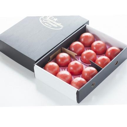 畑の宝石 ソムリエトマト ソムリエトマト 2.6kg(12玉から20玉)(6玉から10玉) 2.6kg(トマトをのせるトレーの規格になります)
