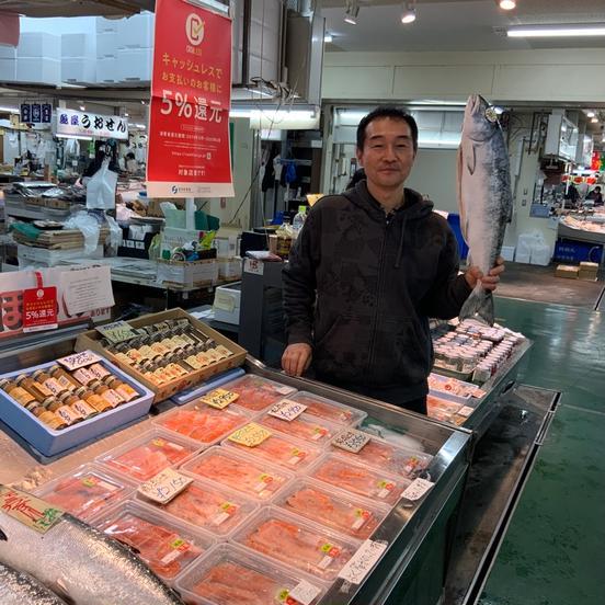 釧路和商市場_丸栄田村商店 釧路市