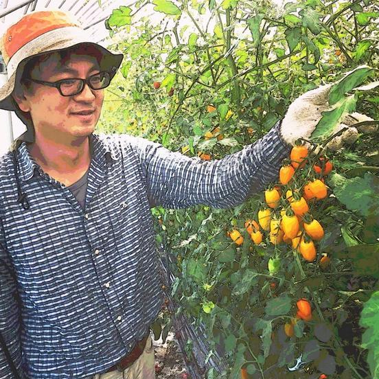 菜園生活かぐれ 神戸市