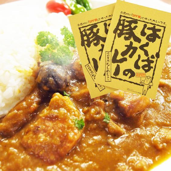 【訳あり】信州白馬名物「はくばの豚カレー」5食セット 1食220g×5 OWLで地域の飲食店を盛り上げよう