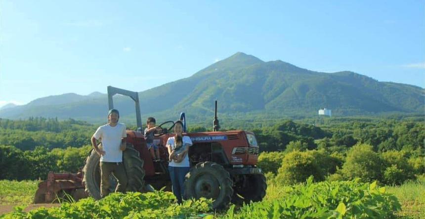 NIWA FARM partnered ニセコ青果 ニセコ町